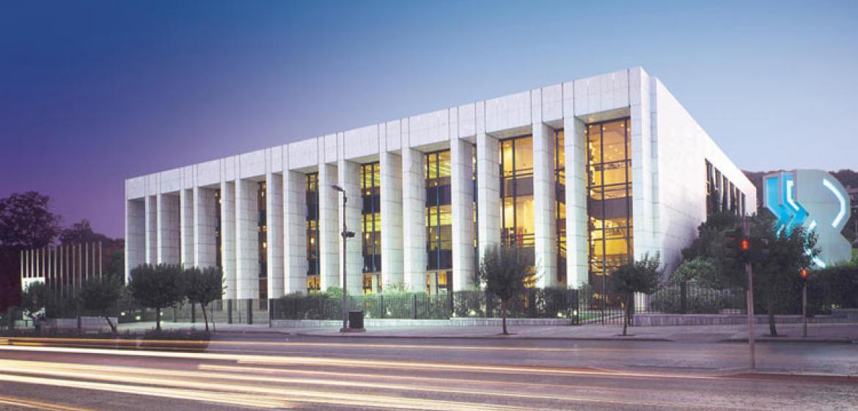 Megaron - The Athens Concert Hall
