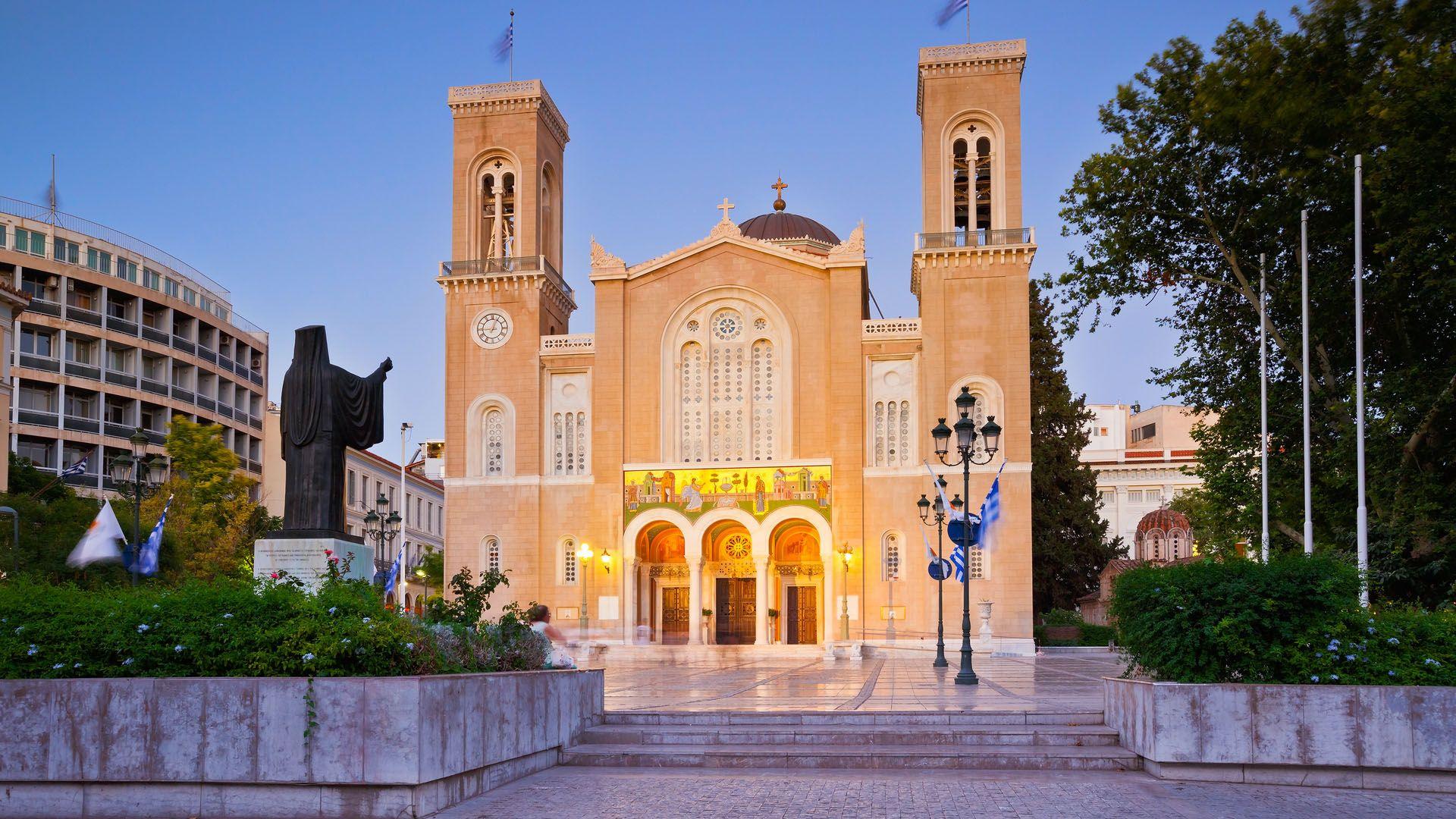 Metropolitan Church of Athens